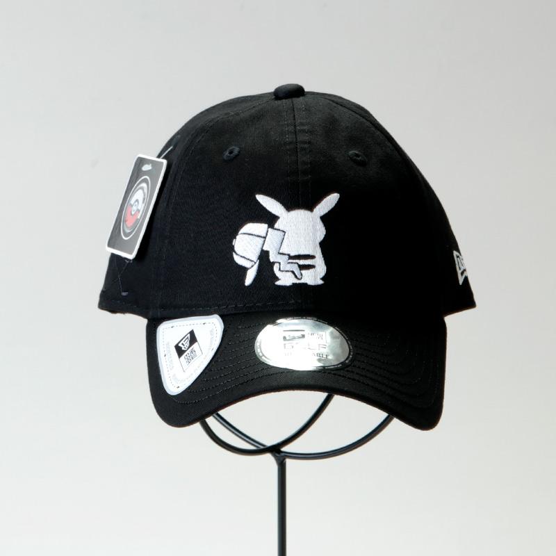 NEW ERA(ニューエラ) GOLF 930 OP POKEMON PIKATAIL CAP BLK