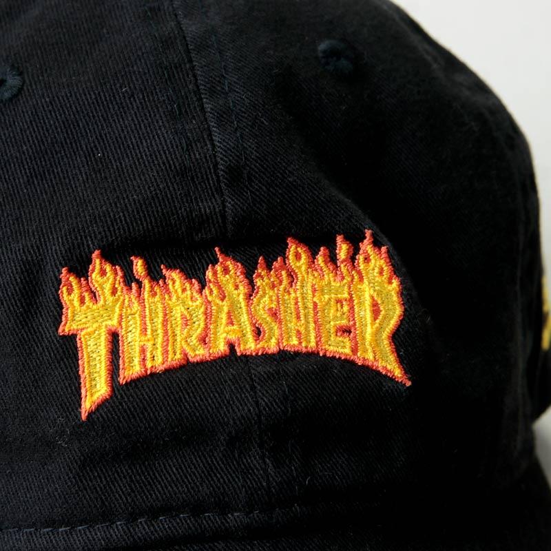 NEW ERA(ニューエラ) 930 THRASHER FIRE LOGO