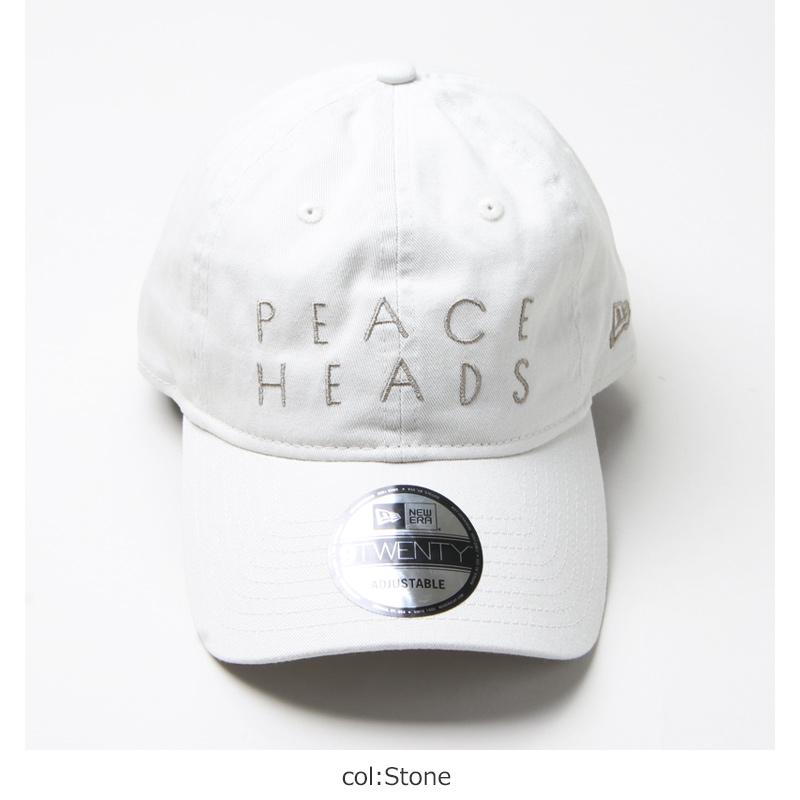 NEW ERA(ニューエラ) 920 WAKA NOZAWA PEACE HEADS