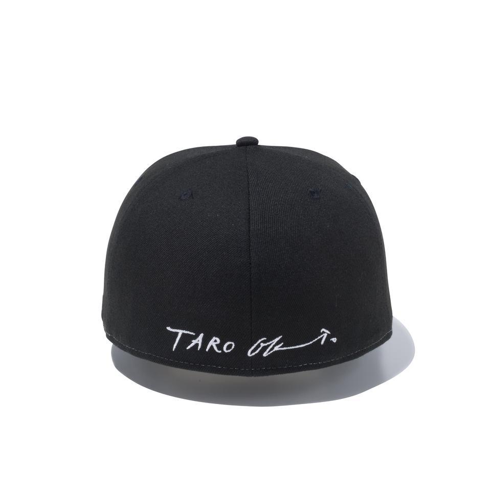 NEW ERA(ニューエラ) 5950 TARO TAIYOU BOX LOGO BLK MULTI