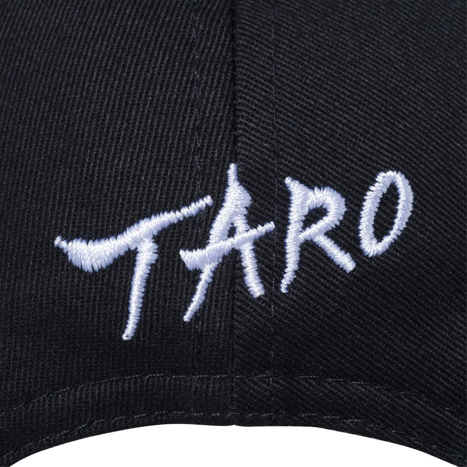 NEW ERA(ニューエラ) 930 TARO ASUNOSHINWA NEFL BLK SWHI