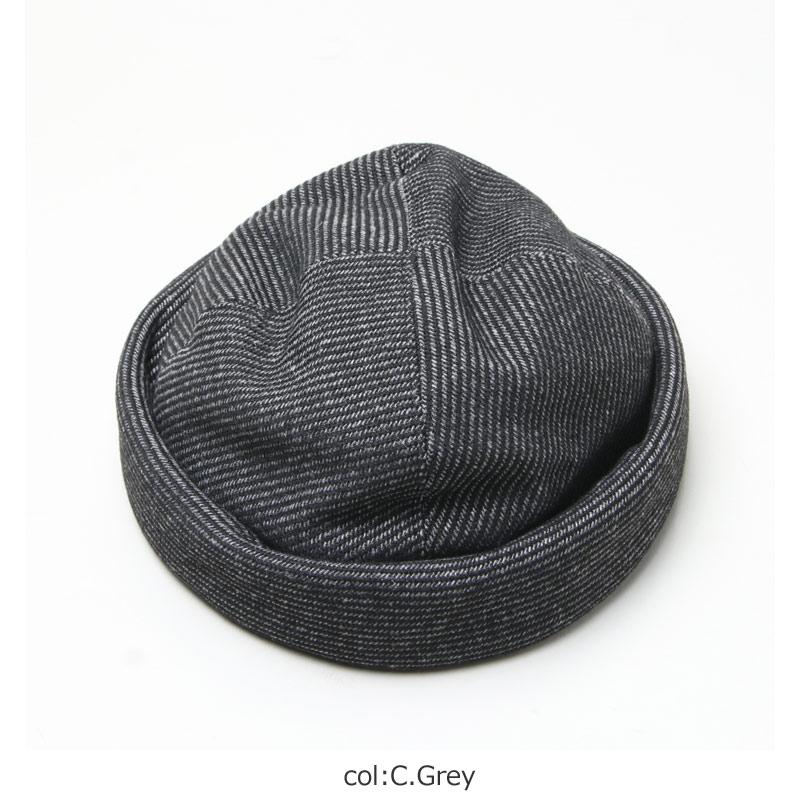 Nine Tailor(ナインテイラー) Seem Cap