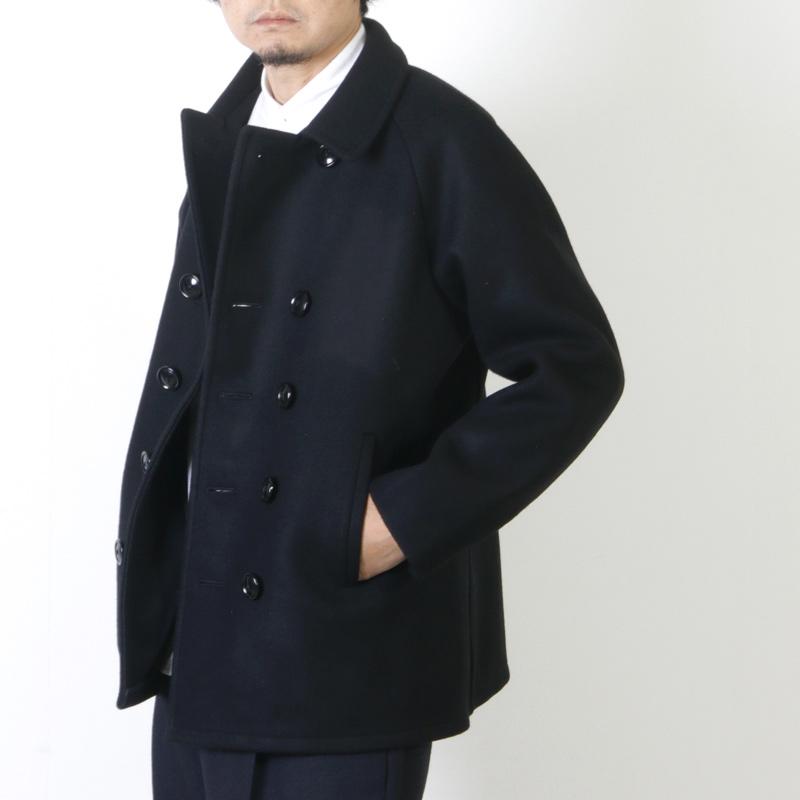 nisica(ニシカ) メルトンPコート