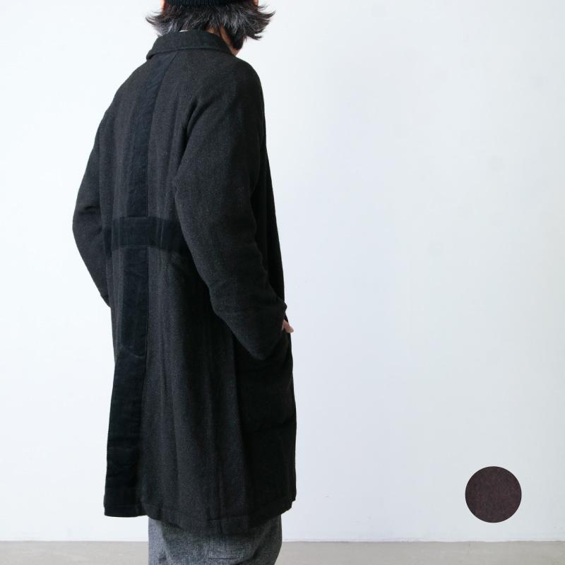 nisica (ニシカ) ウールコート