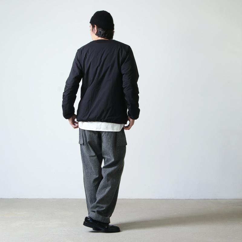 nisica(ニシカ) シンサレートカーディガン