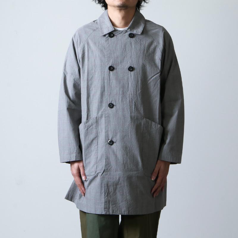 nisica(ニシカ) ダブルボタンコート
