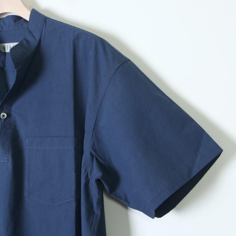 nisica(ニシカ) 半袖プルオーバーシャツ