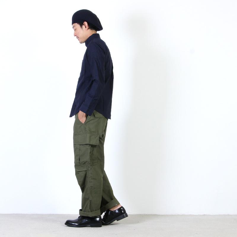 nisica(ニシカ) ボタンダウンシャツ