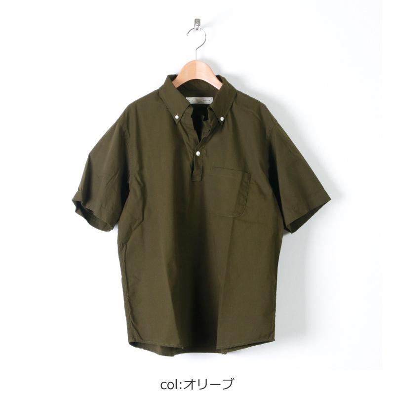 nisica(ニシカ) プルオーバーシャツ