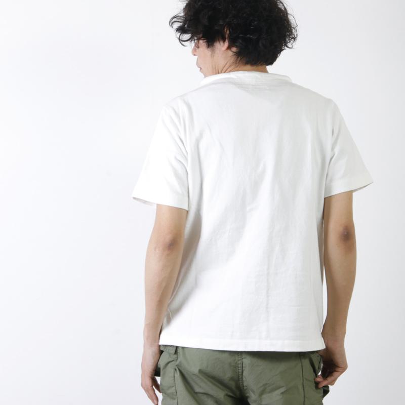 nisica(ニシカ) 半袖ガンジーカットソー