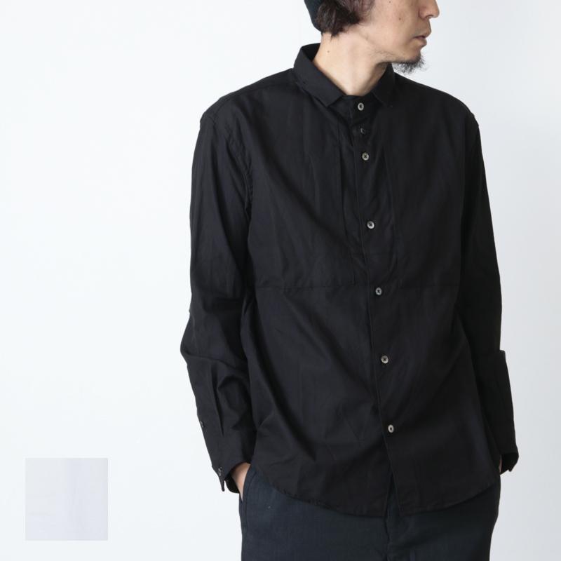 nisica (ニシカ) スモールカラーシャツ