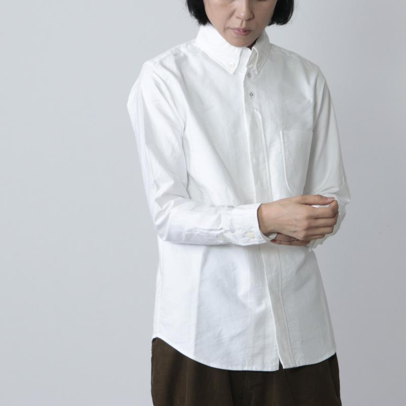 nisica(ニシカ) ボタンダウンシャツ 2019秋冬