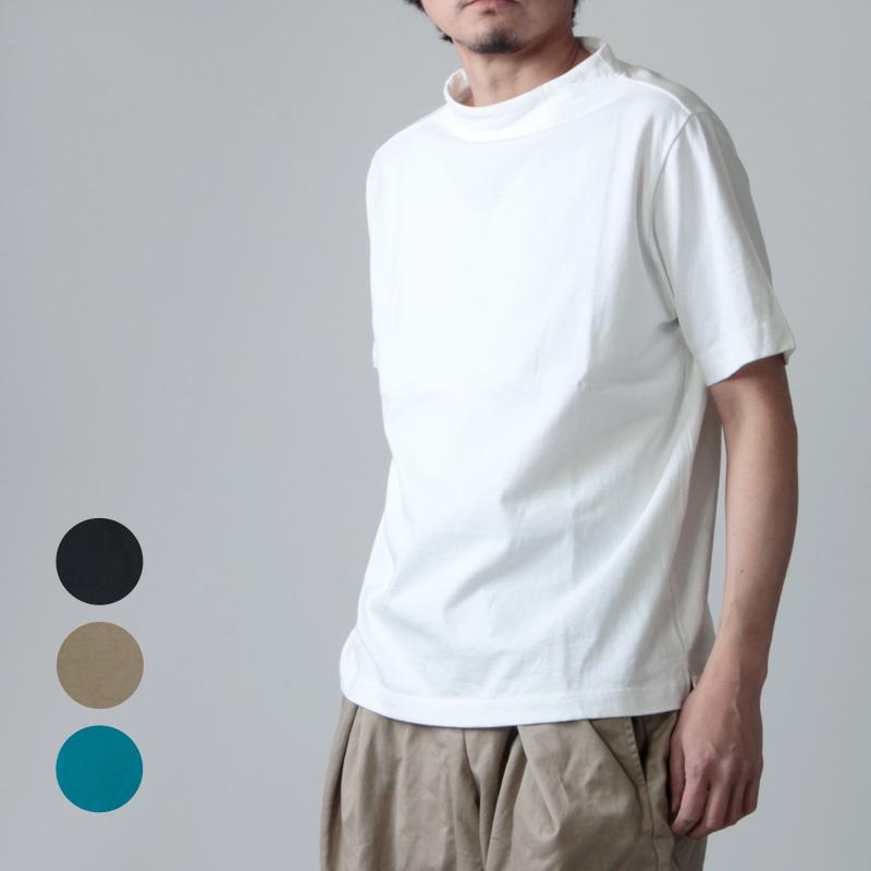 nisica (ニシカ) 半袖ガンジーカットソー