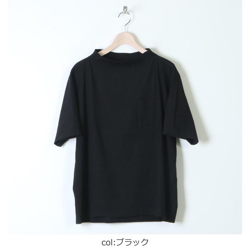 nisica(ニシカ) 半袖ガンジープルオーバーシャツ