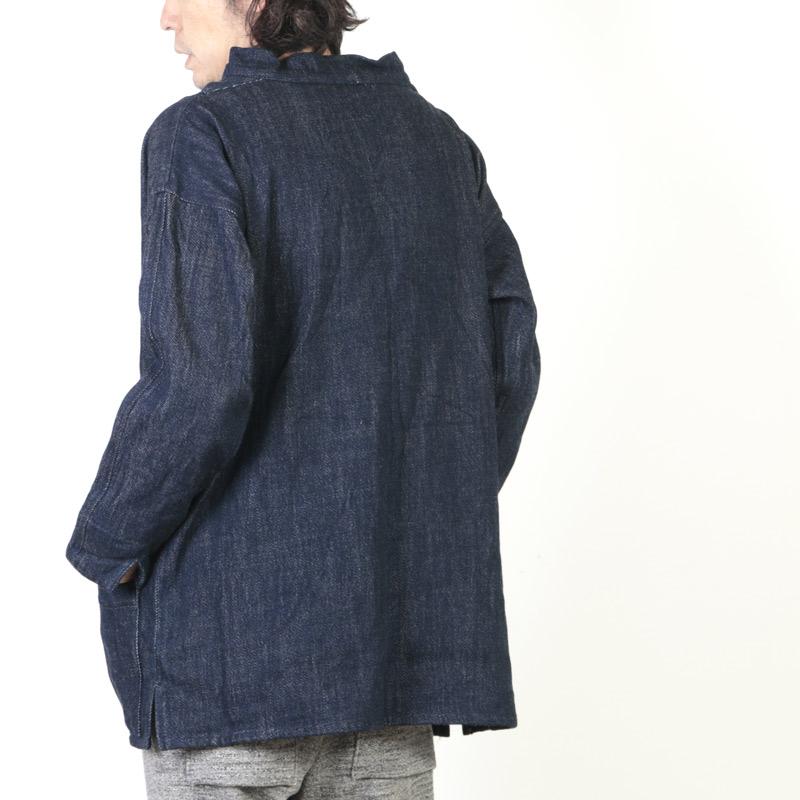 nisica(ニシカ) ohh!nisica スモッグシャツ