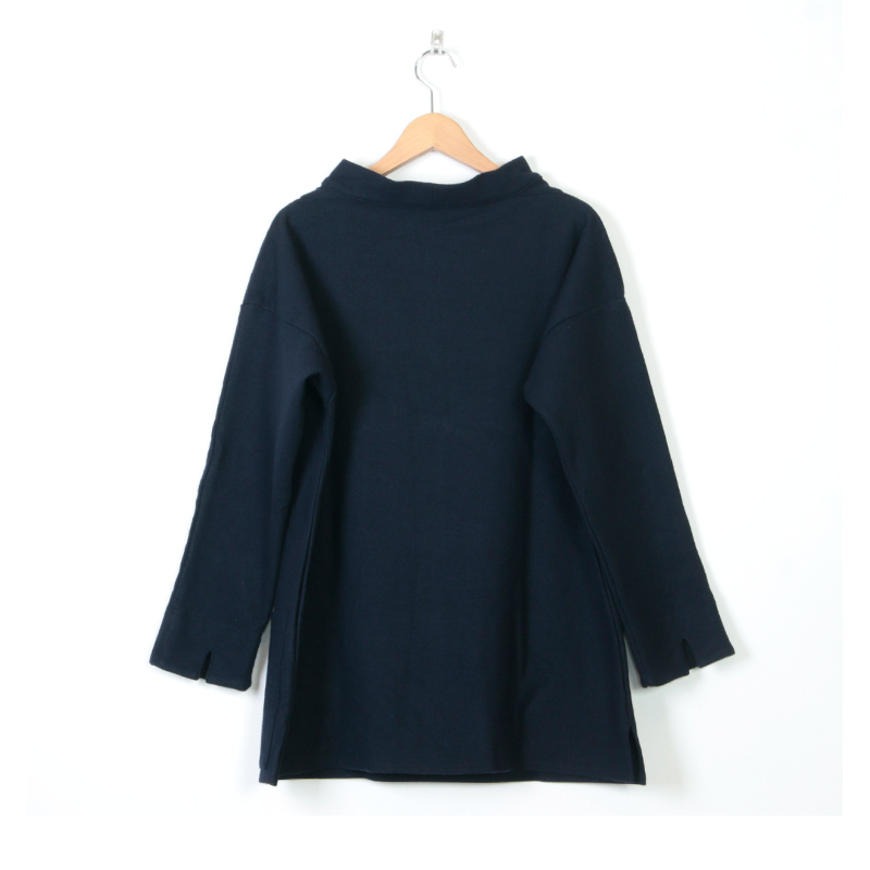 nisica(ニシカ) ohh!nisica ウールスモッグシャツ