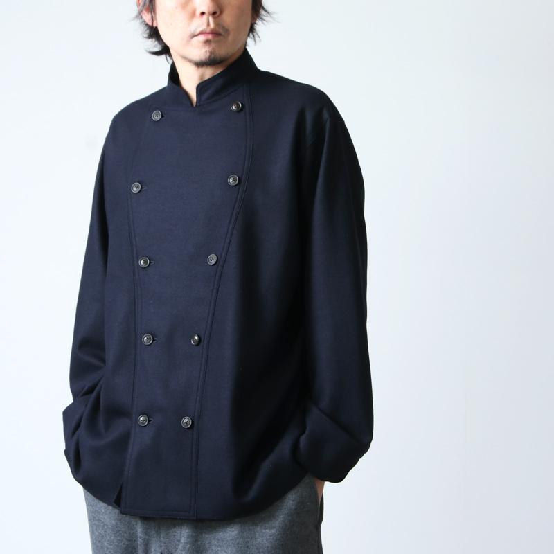 nisica (ニシカ) コックジャケット