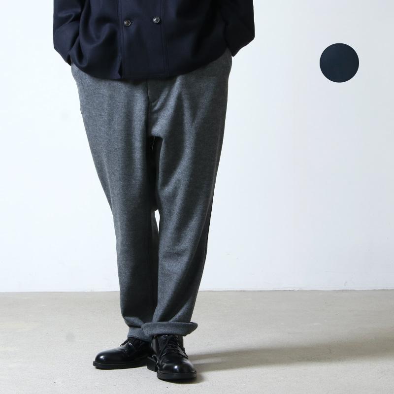 nisica (ニシカ) イージーパンツ ウール