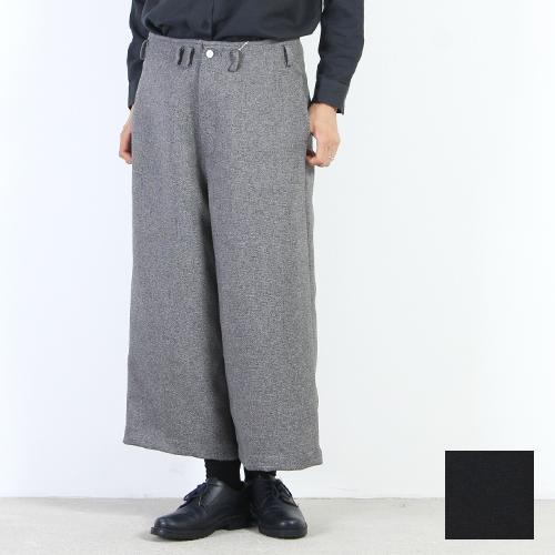 NO CONTROL AIR (ノーコントロールエアー) トップポリエステルオックススカートパンツ