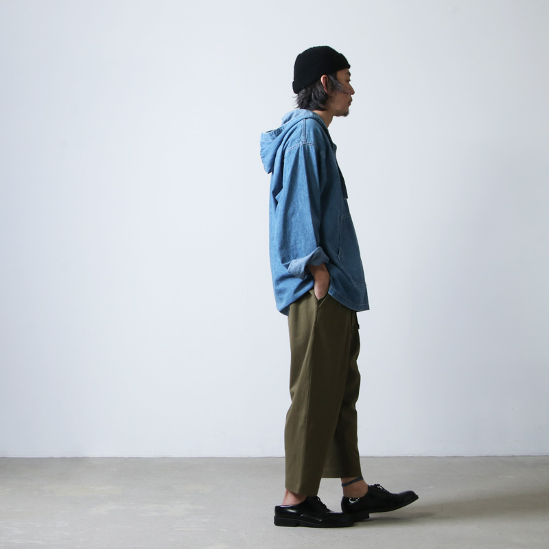 norbit(ノービット) Cordura Tuck Pants