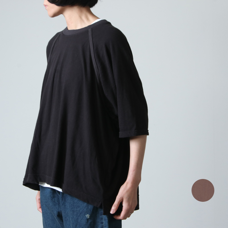 O Project (オープロジェクト) WIDE FIT TEE JERSEY / ワイドフィットTシャツ