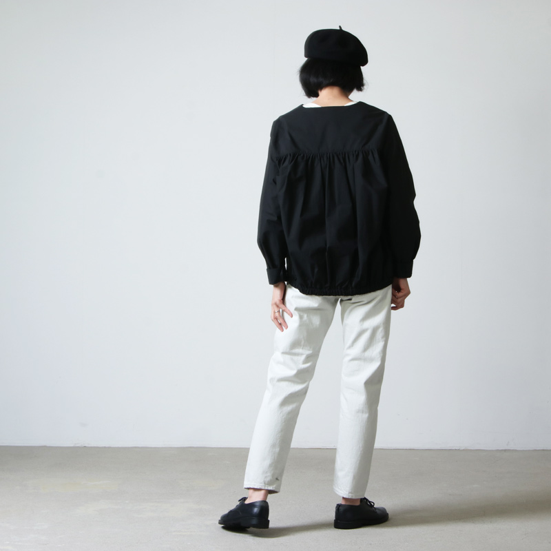 Ordinary Fits(オーディナリーフィッツ) 5POCKET ANKLE DENIM white one wash size:26,28