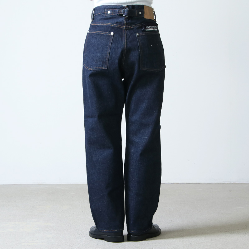 Ordinary Fits(オーディナリーフィッツ) NEW FARMERS 5POCKET DENIM one wash