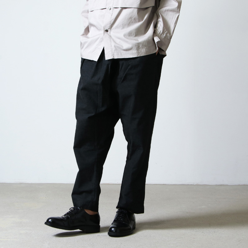 Ordinary Fits(オーディナリーフィッツ) TWIST PANTS denim