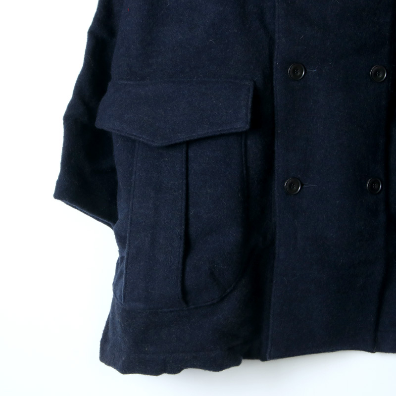 Ordinary Fits(オーディナリーフィッツ) SHAWL PARKA COAT