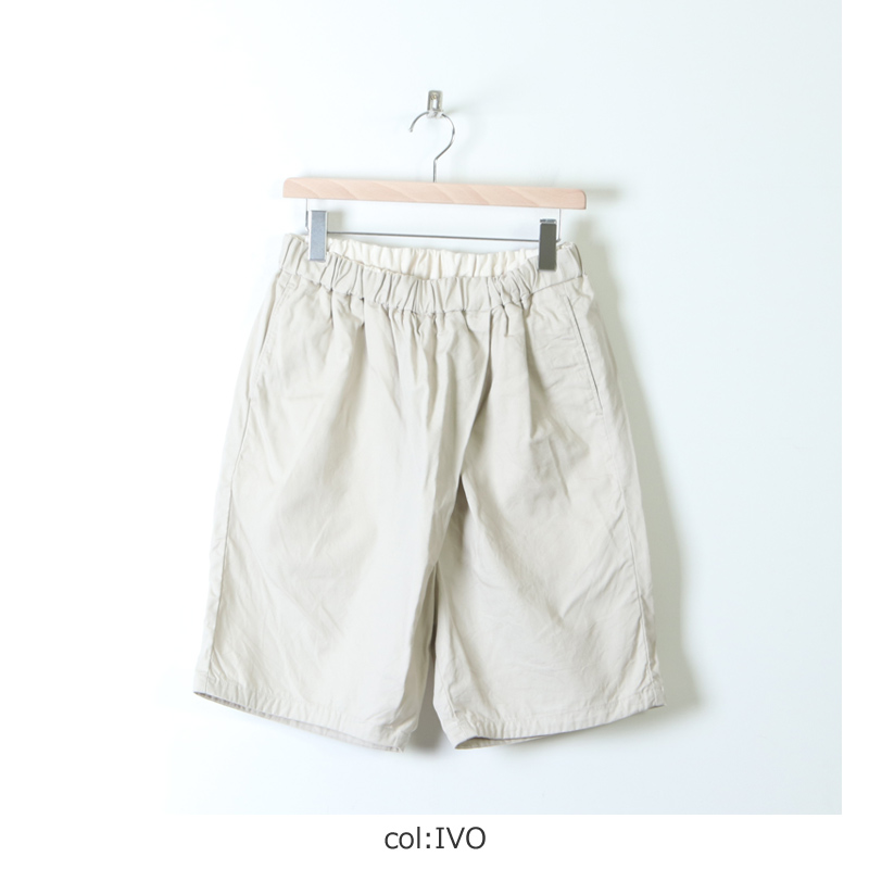 Ordinary Fits(オーディナリーフィッツ) TWIST SHORTS OX