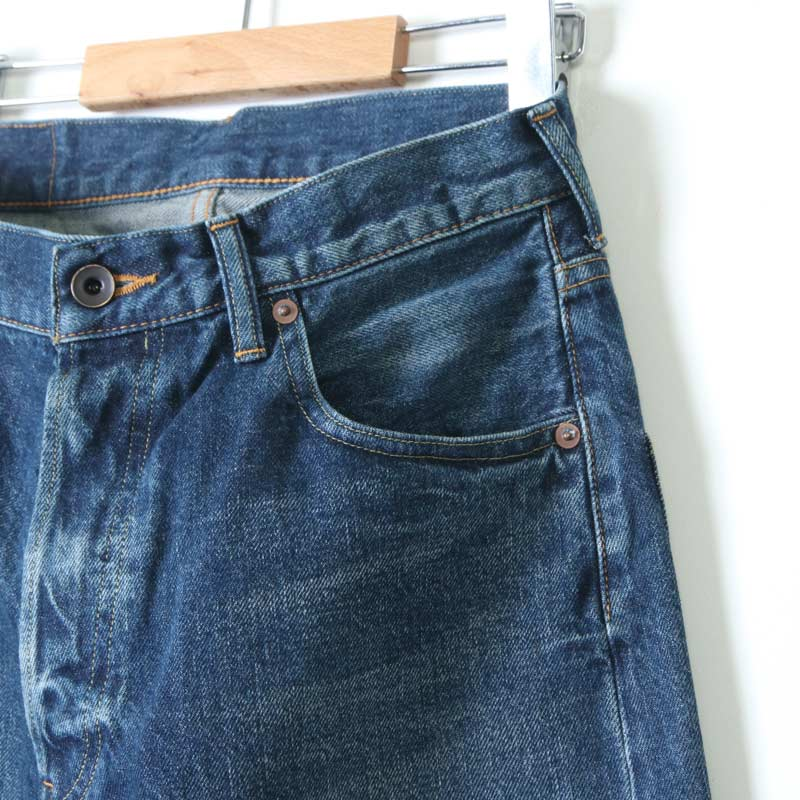 Ordinary Fits(オーディナリーフィッツ) Re:ORDINARY DENIM 5 POCKET  1year