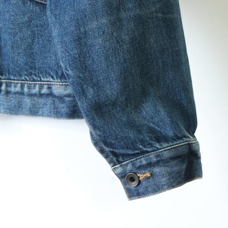 Ordinary Fits(オーディナリーフィッツ) Re:ORDINARY  DENIM JACKET  1year