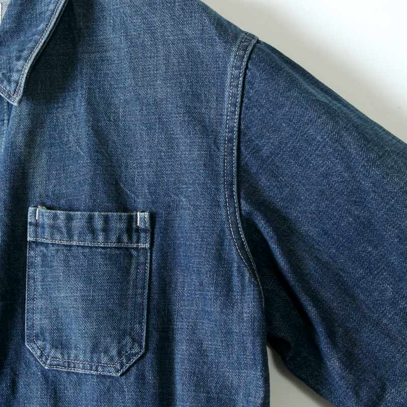 Ordinary Fits(オーディナリーフィッツ) Re:ORDINARY  DENIM WORK JACKET 1year