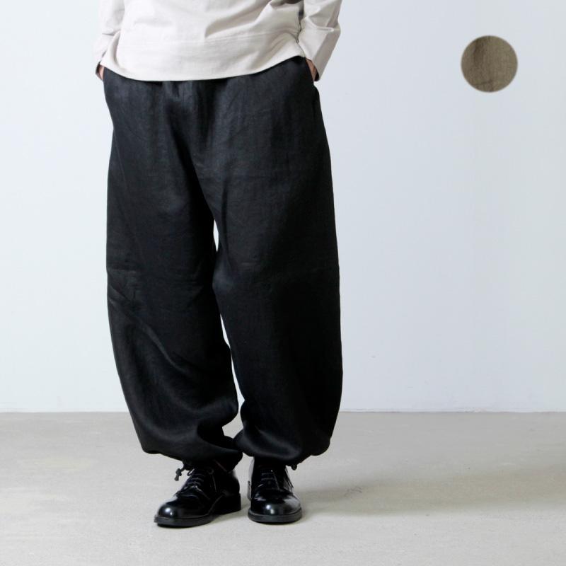 POLYPLOID (ポリプロイド) OVER PANTS C / オーバーパンツ C