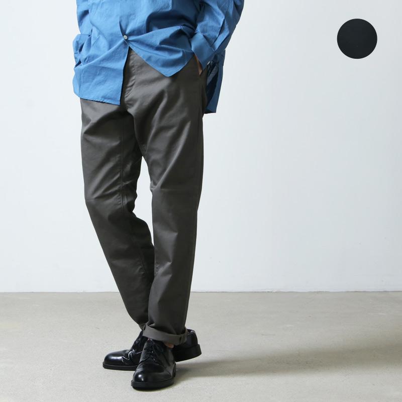 THE NORTH FACE PURPLE LABEL (ザ ノースフェイス パープルレーベル) Stretch Twill Tapered Pants / ストレッチ ツイル テーパードパンツ