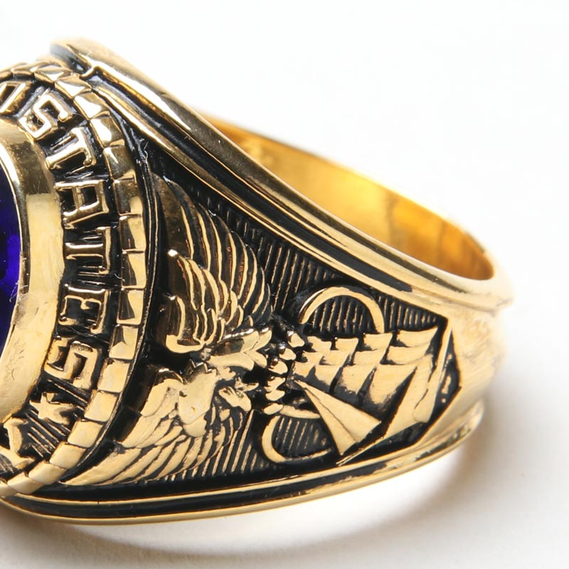 ROTHCO(ロスコ) NAVY DELUXE MILITARY RINGS