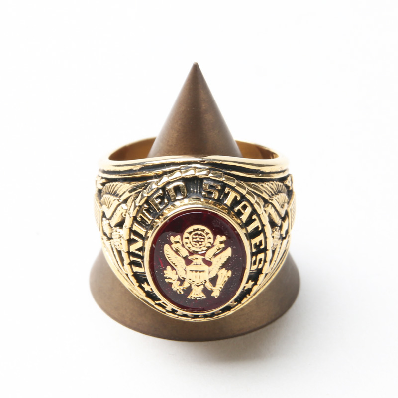 ROTHCO(ロスコ) ARMY DELUXE MILITARY RINGS