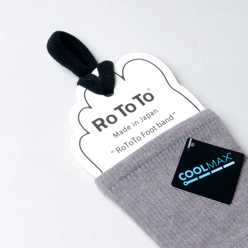 RoToTo(ロトト) ROTOTO FOOT BAND