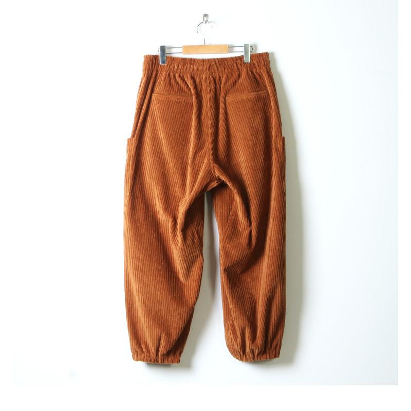 roundabout(ラウンダバウト) Corduroy 6pockets Easy Pants