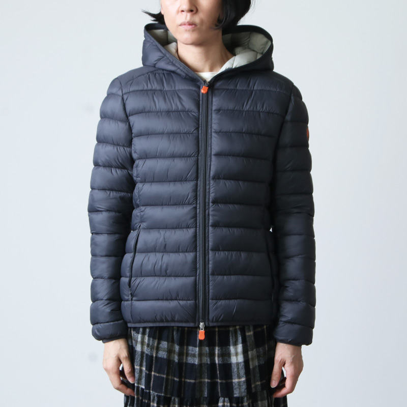 SAVE THE DUCK(セイブザダック) ICONS QUILTED JACKET D3362W GIGAY
