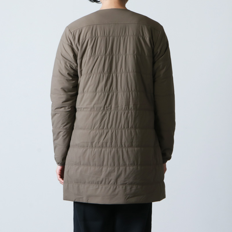 snow peak(スノーピーク) Flexible Insulated Long Cardigan