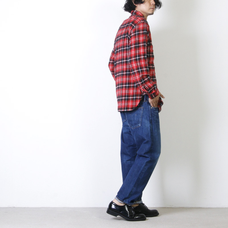 South2 West8(サウスツーウエストエイト) Work Shirt - Cotton Twill / Plaid