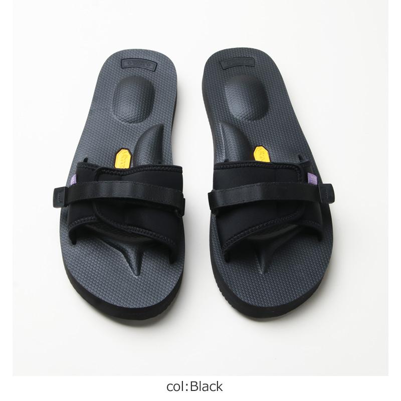 South2 West8(サウスツーウエストエイト) Suicoke Purple Label Slide-In Sandal w/A-B Vibram - Neoprene