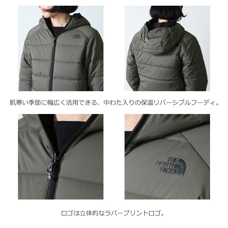THE NORTH FACE(ザノースフェイス) Reversible Anytime Insulated Hoodie