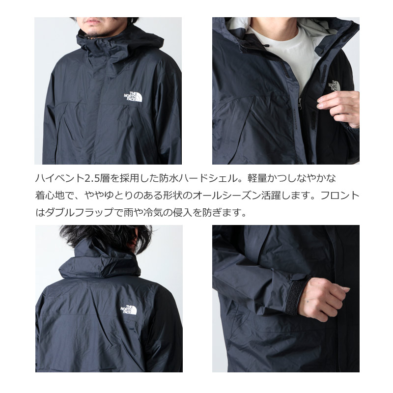 THE NORTH FACE(ザノースフェイス) Dot Shot Jacket