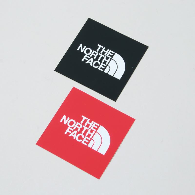 THE NORTH FACE(ザノースフェイス) TNF Square Logo Sticker