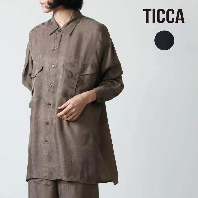 TICCA (ティッカ) サファリシャツ
