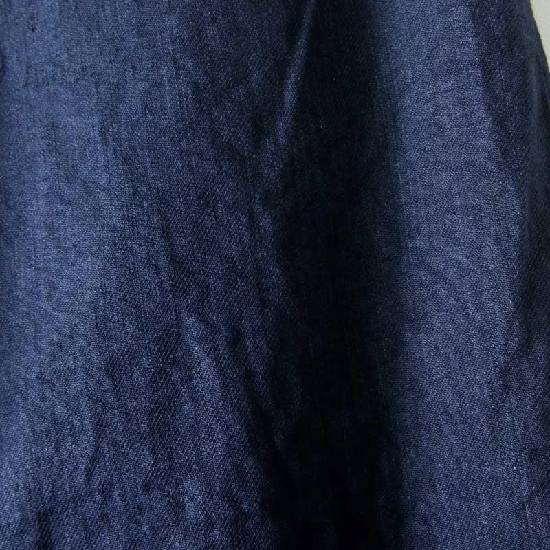 Vlas blomme(ヴラスブラム) コルトレイクリネン サルエルパンツ