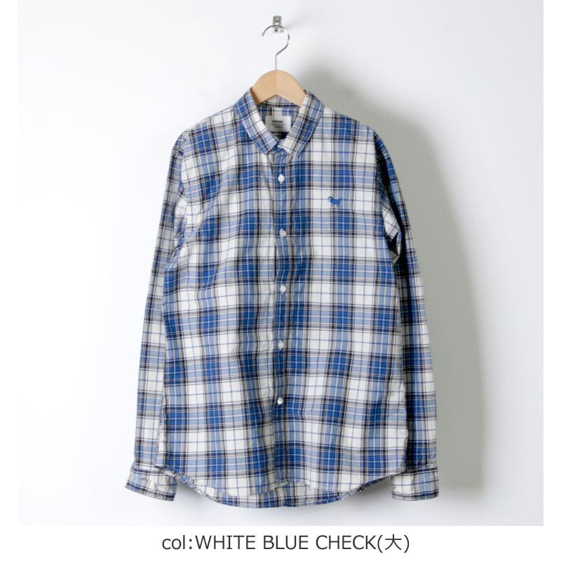 weac.(ウィーク) パグちゃんシャツ