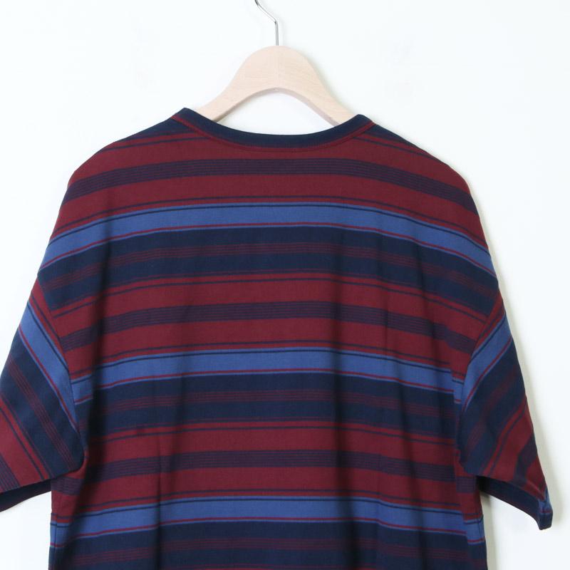 WELLDER(ウェルダー) Crew Neck T-Shirt